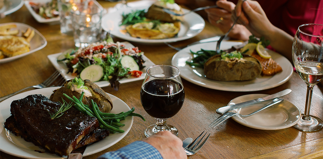 Fine dining in Lake Placid at Great Adirondack Brewing