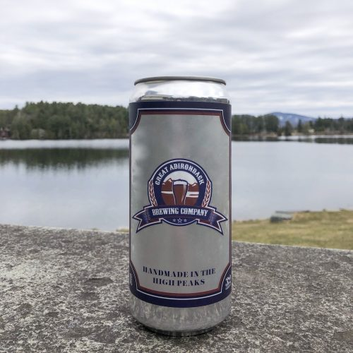 Great Adirondack Brewing Company Craft Beer Crowler