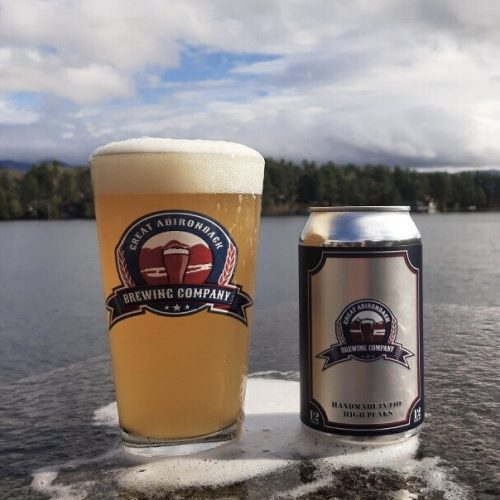Haystack Blonde Great Adirondack Brewing
