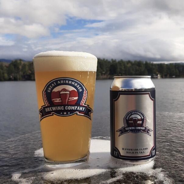 Haystack Blonde Great Adirondack Brewing
