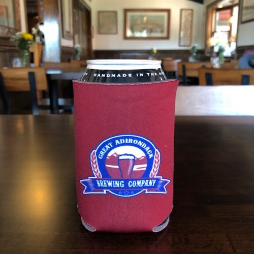 Great Adirondack Brewing Company Beer Koozie
