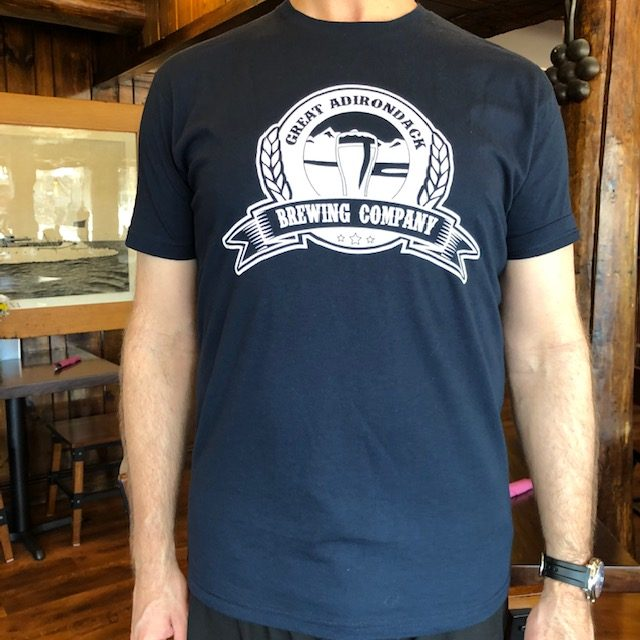 Great Adirondack Brewing Company Blue T-Shirt